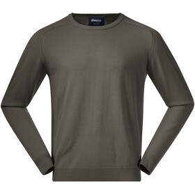 Bergans Solli Wool Sweater Men, olijf